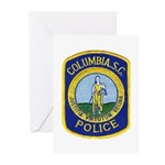 Columbia Police Greeting Cards (Pk of 10)