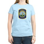 Columbia Police Women's Light T-Shirt