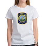 Columbia Police Women's T-Shirt