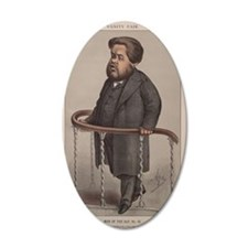 charles spurgeon pic Wall Decal