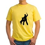 Yellow doberman protection T-Shirt