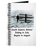 Winter in South Dakota Journal