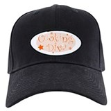 """Cooking Diva"" [orange] Baseball Hat"