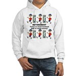 Retirement Hooded Sweatshirt