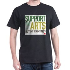 Support the Arts Artist's T-Shirt