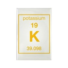 Potassium Rectangle Magnet
