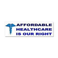 Obamacare...YES! Car Magnet 10 x 3