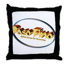 Paso Fino GH 4 Dummies Throw Pillow