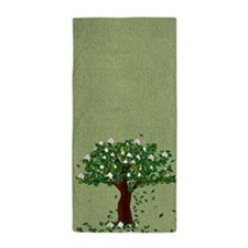 MAGNOLIA TREE Beach Towel