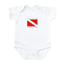 Dive Cayman Islands Infant Bodysuit