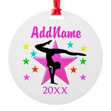 GYMNAST QUEEN Ornament