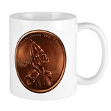 Hanuman Heathen Cent Mug