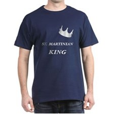 St. Martinian King T-Shirt