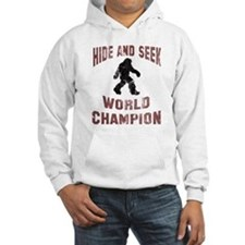 Bigfoot Hide and Seek Jumper Hoodie