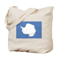 Antarctic flag (Antarctica) Tote Bag
