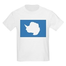 Antarctic flag (Antarctica) T-Shirt