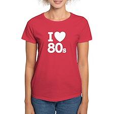 I Love 80's Tee