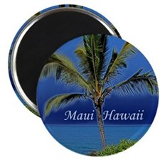 "Maui Hawaii 2.25"" Magnet (100 pack)"