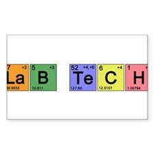 LaB TeCH color copy Decal