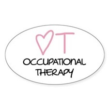 Occupational Therapy - Rectangle Decal