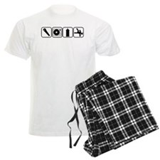 Elements of Hip Hop Pajamas