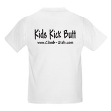 Kids Kick Butt T-Shirt