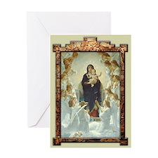 William Bouguereau Greeting Cards