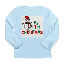 FirstChristmas Long Sleeve T-Shirt