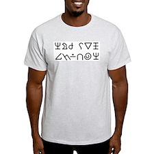 To Serve Man light shirt T-Shirt