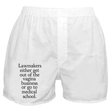 lawmakersiggblack Boxer Shorts