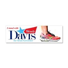 Wendy Davis Car Magnet 10 x 3