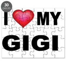 I LOVE MY GIGI Puzzle