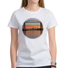 Sunrise under the Bridge Tee