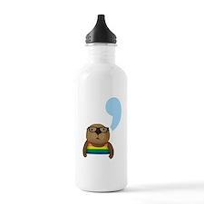 Bstro Otter Tshirt Water Bottle