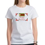 Zimbabwe Happy Christmas Tee