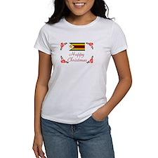Zimbabwe Happy Christmas Tee