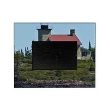 Copper Harbor Lighthouse Picture Frame
