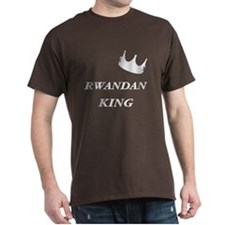 Rwandan King T-Shirt