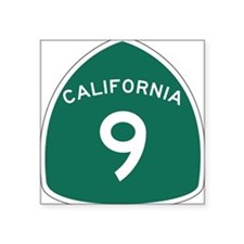 Highway 9 Sticker
