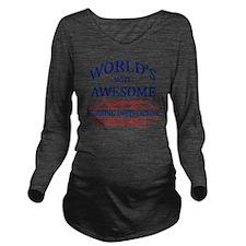 nursing instructor Long Sleeve Maternity T-Shirt