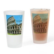 Rome_11x9_Colosseum Drinking Glass