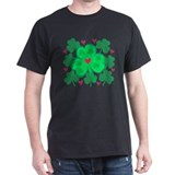 Shamrocks & Hearts T-Shirt