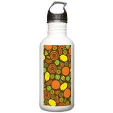 A Splash of Citrus Water Bottle