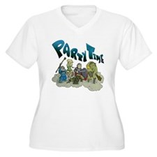 Party Time Logo T-Shirt