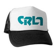 CRLA wordmark Trucker Hat