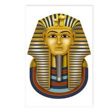 Egyptian King Tut Postcards (Package of 8)