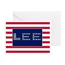 LEE Greeting Card