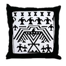 Menominee Motif Throw Pillow
