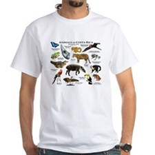 Costa Rica Animals Shirt