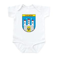 CHOJNOW_n1 Infant Bodysuit